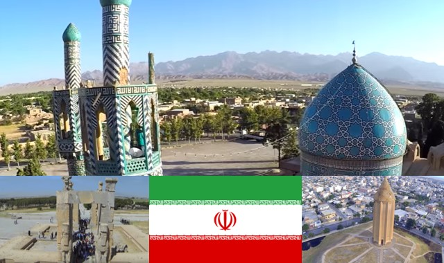 profil negara iran