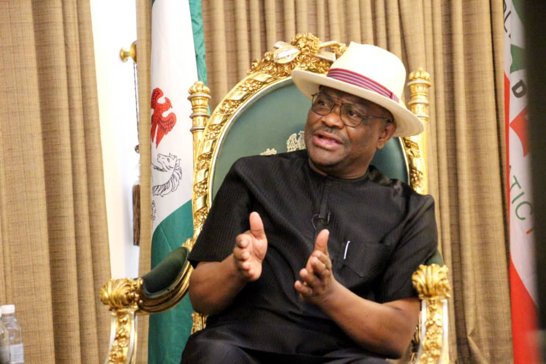 Wike claims Never to have Ordered Militants To Kill Igbos In Oyigbo
