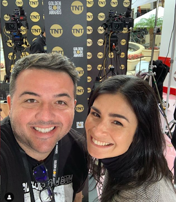 Foto: Reprodução Instagram Phelipe Cruz – Golden Globe 2019