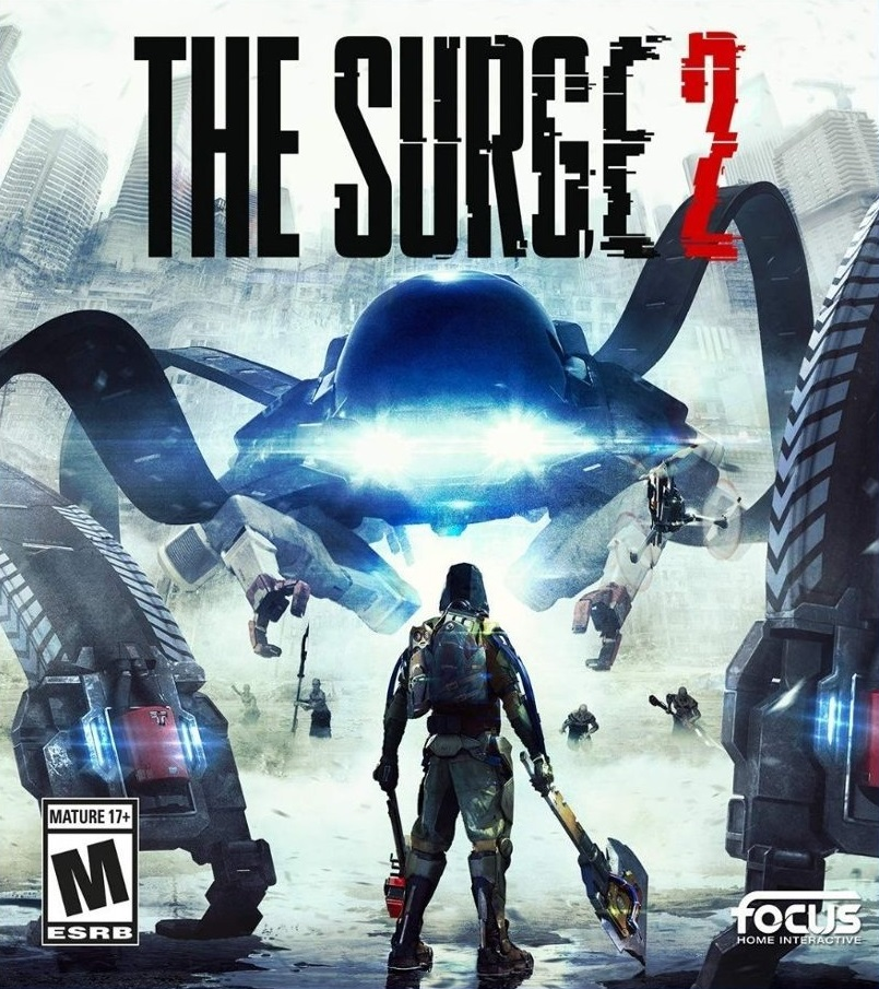 Descargar The Surge 2 PC Cover Caratula-www.juegosparawindows.com