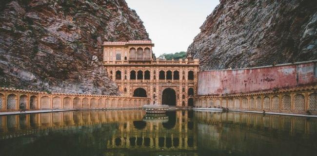 Galtaji Sun Temple monkey Jaipur