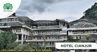 Lowongan Kerja Hotel Cianjur Cipanas Terbaru 2021