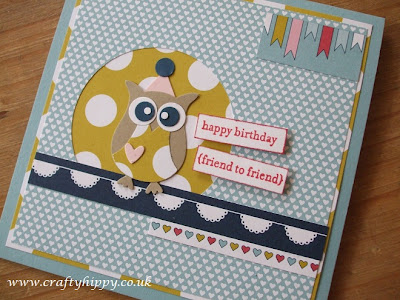 Owl Punch, Builder, Stampin' Up!