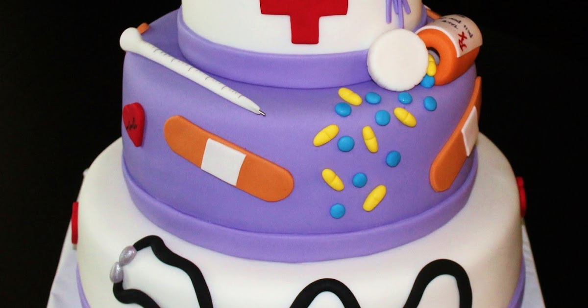 Creative Cakes By Lynn Nurse Practitioner Graduation Cake