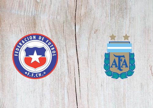 Chile vs Argentina Full Match & Highlights 6 September 2019