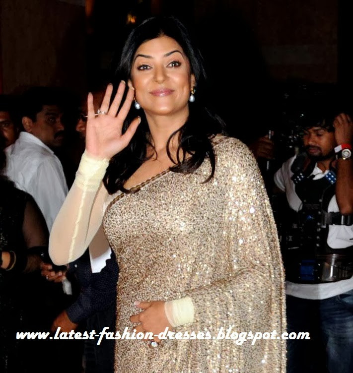 fancy saree in Bollywood actress