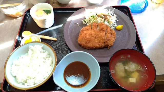 長崎市手熊町にある川むらの定食が安くておいしい