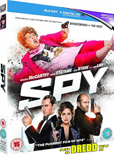Spy (2015) x264 720p UNRATED BluRay Eng Subs {Dual Audio} [Hindi OR English] [1.1GB]