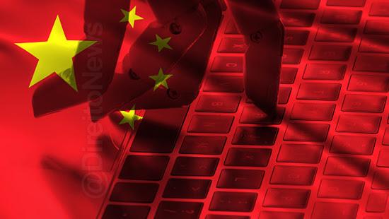 tribunal chines artigo inteligencia artificial direito