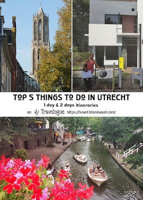 One day in Utrecht Pinterest