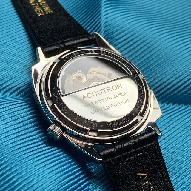 "Accutron Legacy ""565"" Limited Edition"