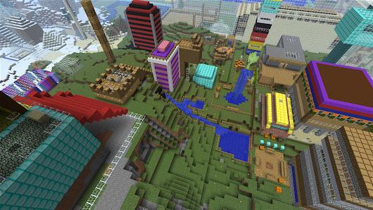 Minecraft PE 0.8.1 (полная версия) - Скачать Майнкрафт