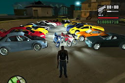 Cheat GTA San Andreas PS2 Terlengkap
