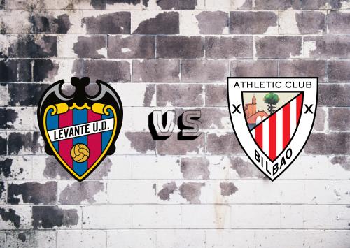 Levante vs Athletic Club  Resumen