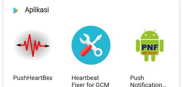 Gambar Fungsi dan manfaat PushHeartBeat