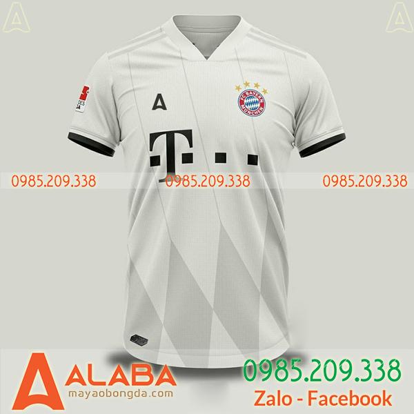 Quần áo bóng đá tự thiết kế đẹp lạ mã ALB 127