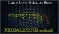 Zombie Slayer Biohazard Basic