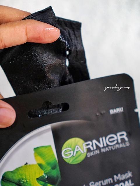 Garnier Black Serum Mask Pure Charcoal