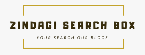 Zindagi Search Box