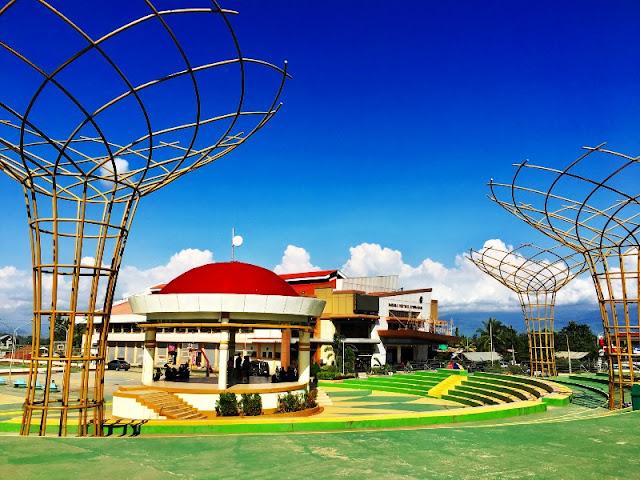 Manolo Fortich Centennial Plaza Bukidnon
