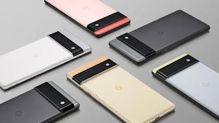 nguyên mẫu Google Pixel 6 Pro Nó trông như thế nào?