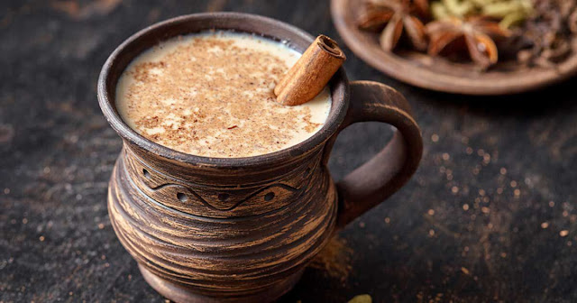 طريقة عمل الشاي بالحليب البودرة