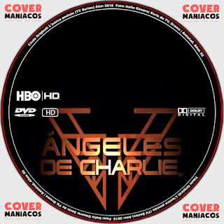 GALLETA LOS ANGELES DE CHARLIE-CHARLIE'S ANGELS 2019[COVER DVD]
