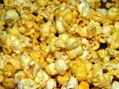 Best Peanut Butter Popcorn