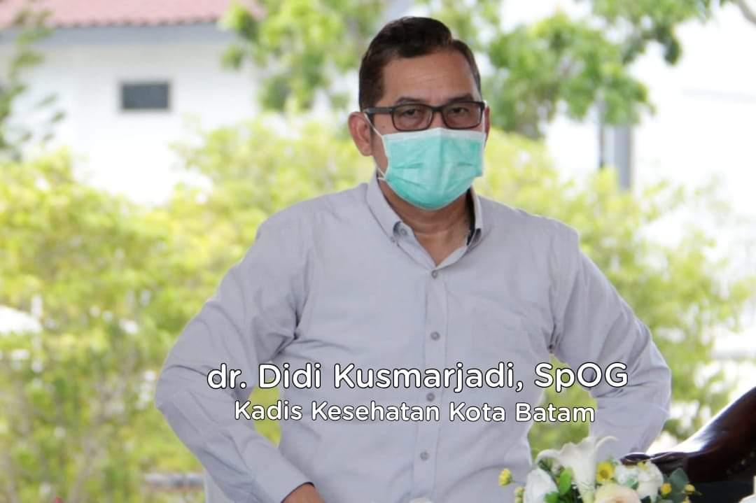 Kadinkes Batam Pastikan Vaksin AstraZeneca Aman dan Sudah 6 Ribu Warga Batam Divaksin