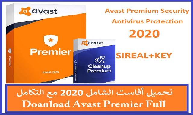 Doanload Avast Premier Full To 2023