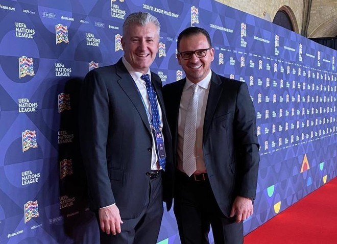 Suker and Mijatovic: Real Madrid haven't said the last word in the Champions League