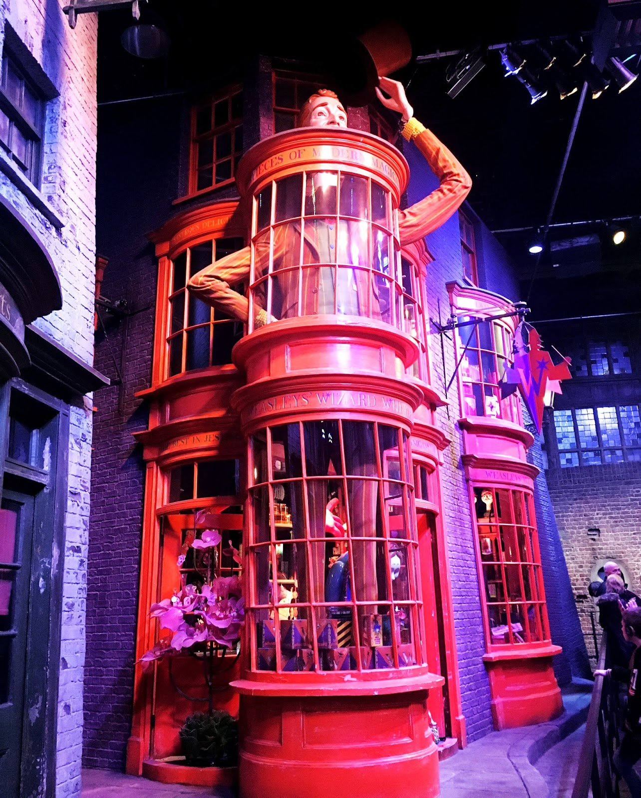 warner bros studio tour the making of harry potter in london