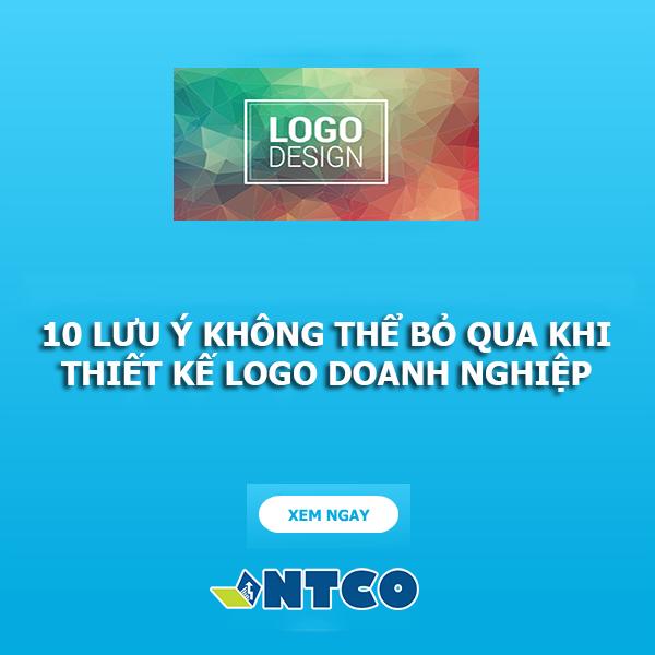 thiet ke logo doanh nghiep