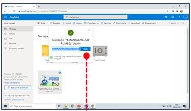 Aplikasi Penyimpanan Daring
