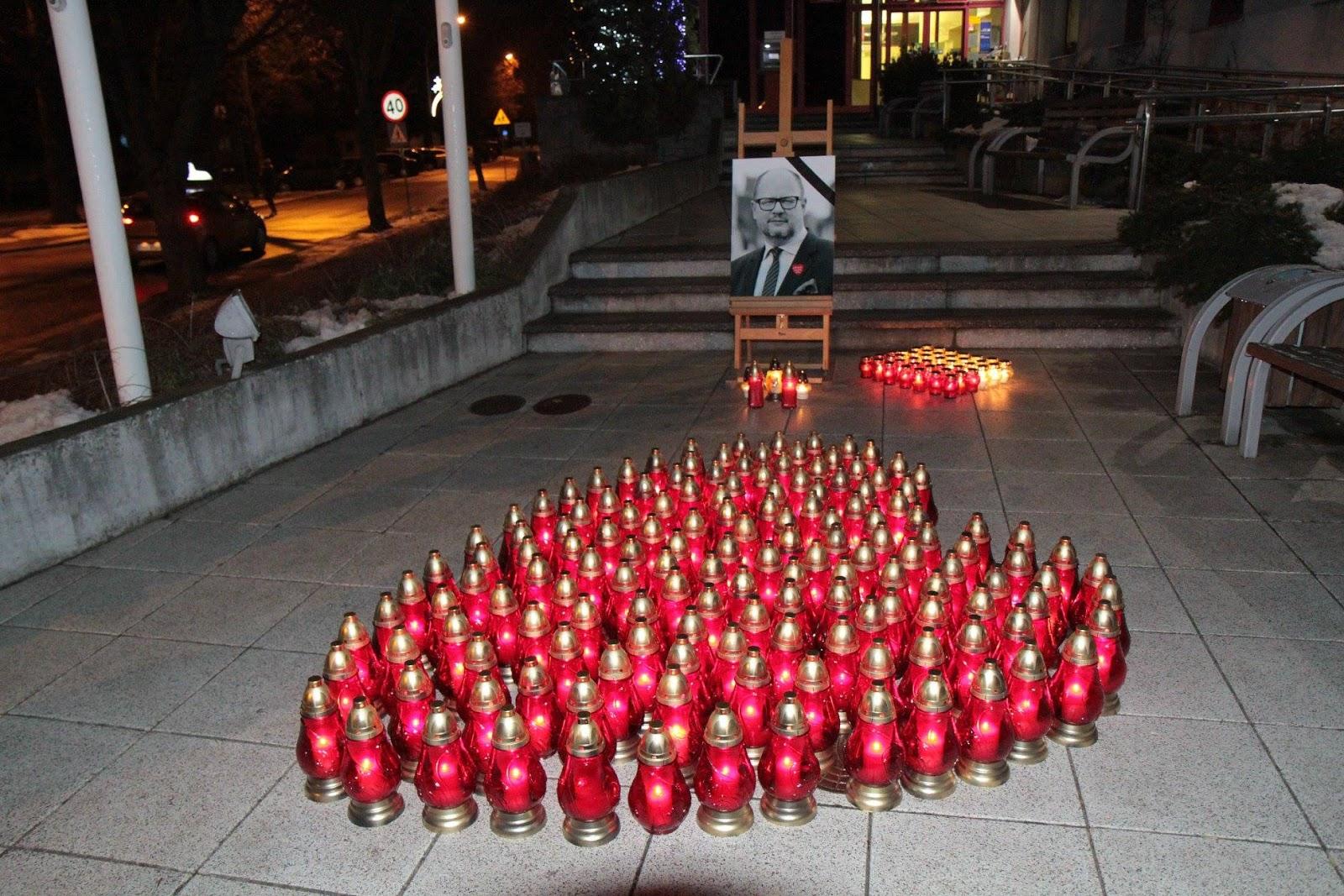 Prezydent Mielca przypomina o zamachu na Adamowicza