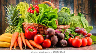 vegetables for perfect diet