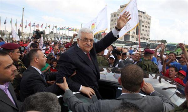 Presidente de la AP Mahmoud Abbas (flash 90)