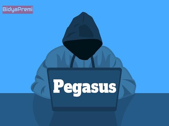 পেগাসাস স্পাইওয়ার কীভাবে কাজ করে ? How does Pegasus Spyware work?