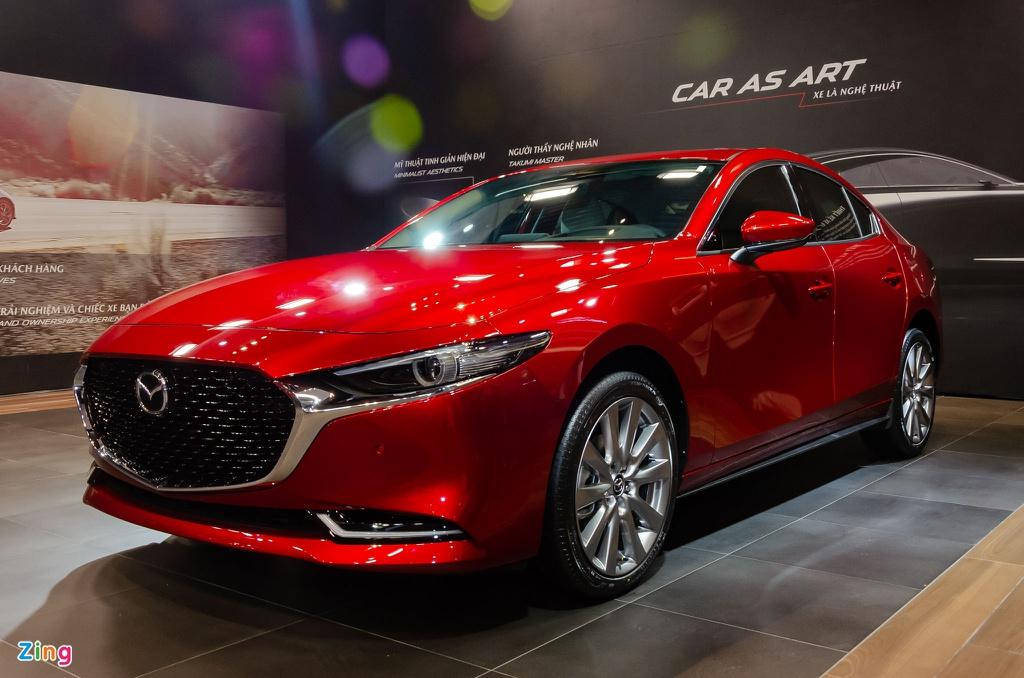 Mazda3, Civic và các mẫu xe hạng C vừa hạ giá ở Việt Nam
