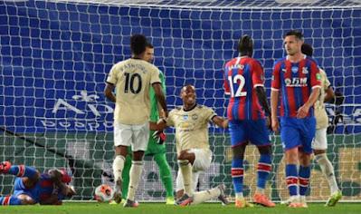 Video Crystal Palace 0-2 MU: Bước ngoặt Rashford, trận chiến vất vả