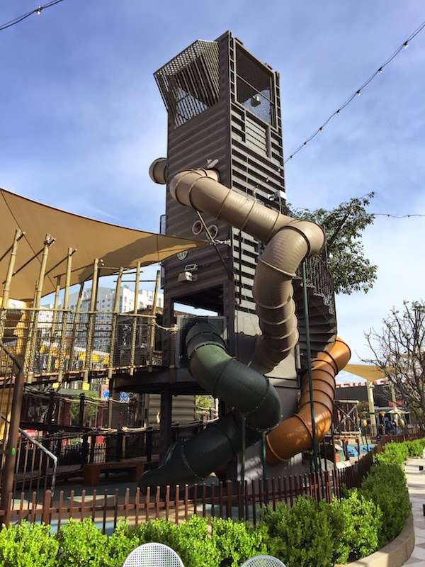 Playground at Container Park