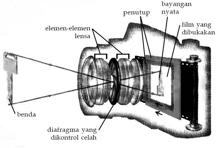 Macam Alat Optik Beserta Penjelasan Dan Fungsinya Materi Belajar