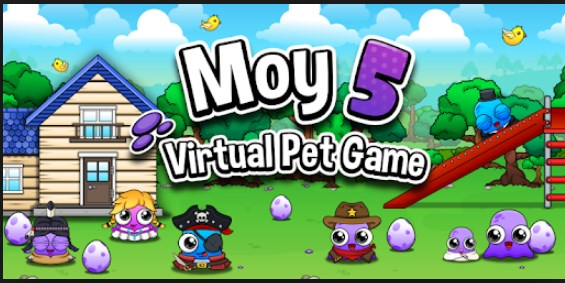 Moy 5 Virtual Pet Game Apk Free on Android Game Download