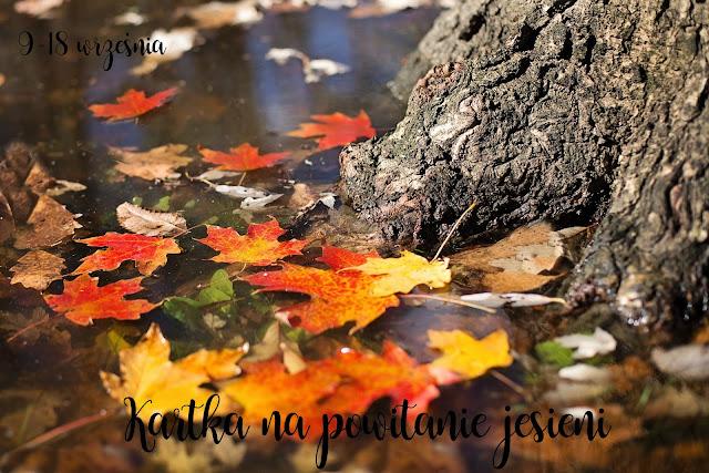 18 wrzesień - kartki u Hanulka