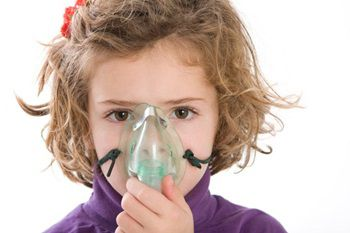 asthma in child
