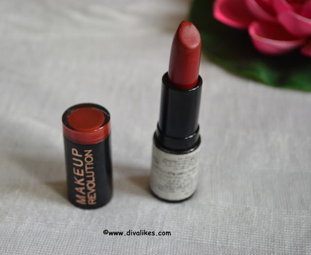 Makeup Revolution Amazing Lipstick Passion Review