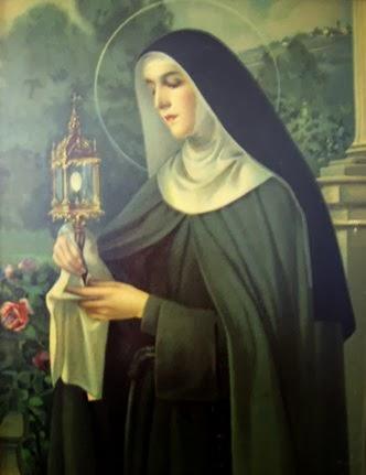 Oracion A Santa Clara De Asis Para Graves Problemas En La Pareja