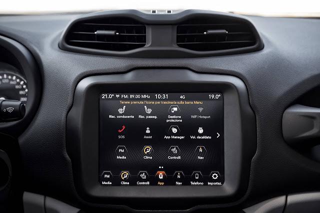Novo Jeep Renegade 2020 Hybrid Plug-IN