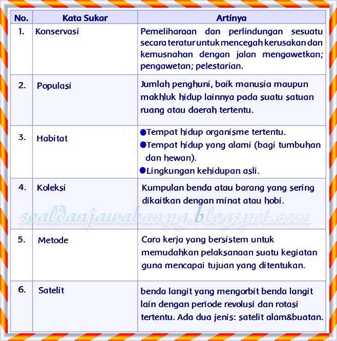Kunci Jawaban Buku Tematik Kelas 4 Tema 9 Halaman 38 39 40 44 45 46 Soal Dan Jawaban
