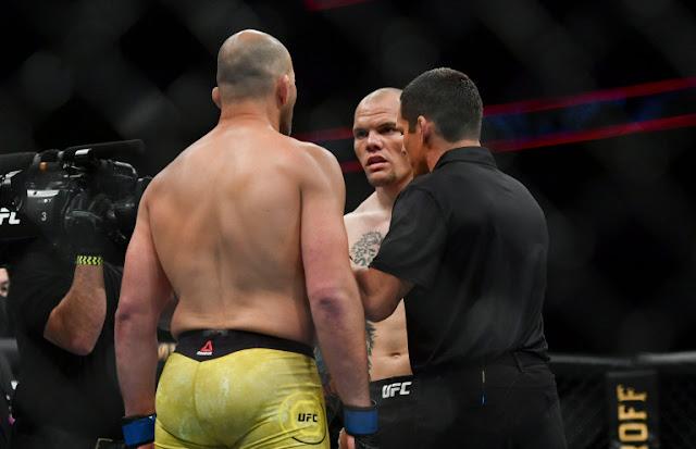 Glover Teixeira - Anthony Smith UFC on ESPN+ 29